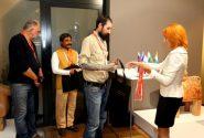"""Starptautiskā mākslas simpozija """"Mark Rothko 2015"""" atklāšana 7"""