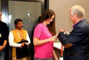 """Starptautiskā mākslas simpozija """"Mark Rothko 2015"""" atklāšana 8"""