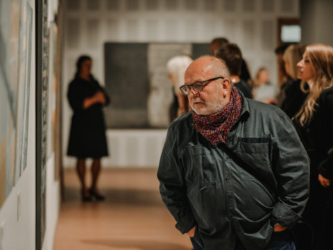 Opening of an exhibition from the Rothko Centre collection in Sigulda 15
