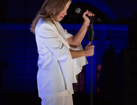 Концерт Дианы Пашко во дворе центра Ротко 3