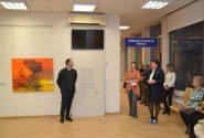 Выставка симпозиума живописи «Mark Rothko» в Риге 1