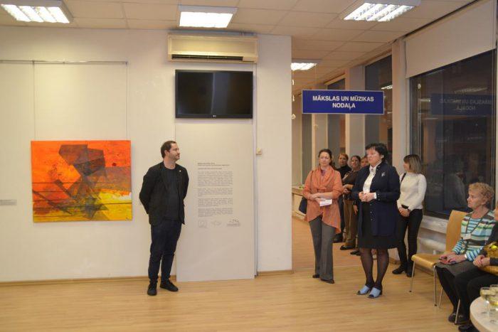 Rotko simpozija izstāde Rīgā
