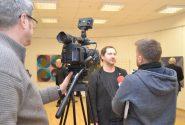 Выставка симпозиума живописи «Mark Rothko» в Риге 4
