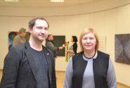 Выставка симпозиума живописи «Mark Rothko» в Риге 2