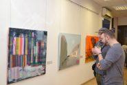 Выставка симпозиума живописи «Mark Rothko» в Риге 5