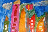 Gleznošanas darbnīcas skolēnu brīvlaikā 7