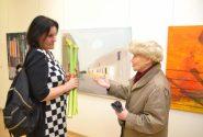 Выставка симпозиума живописи «Mark Rothko» в Риге 7
