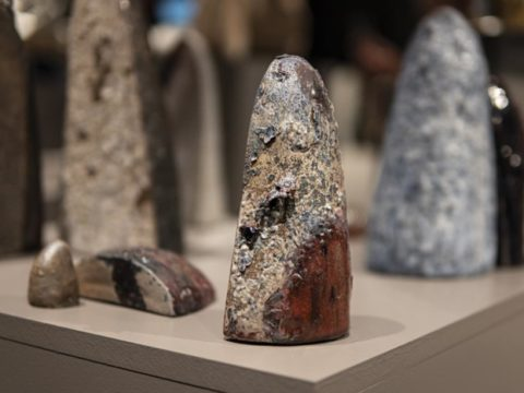 Closing exhibition of the 8th International Ceramic Art Symposium 1