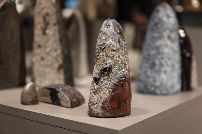 Closing exhibition of the 8th International Ceramic Art Symposium