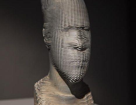 8. starptautiskā keramikas mākslas simpozija noslēguma izstāde 2