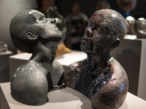 8. starptautiskā keramikas mākslas simpozija noslēguma izstāde 3