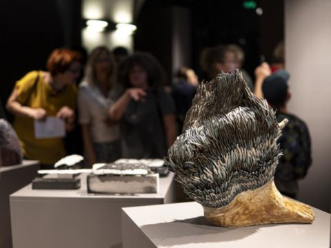 Closing exhibition of the 8th International Ceramic Art Symposium 4