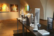 "The travelling exhibition from Germany ""CITY- SPACE – ART"" 22"
