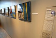 "The travelling exhibition from Germany ""CITY- SPACE – ART"" 7"