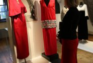 Alexandre Vassiliev exhibition – FASHION OF THE 60S OF THE 20TH CENTURY IN ART 16