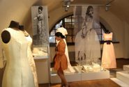 Alexandre Vassiliev exhibition – FASHION OF THE 60S OF THE 20TH CENTURY IN ART 5