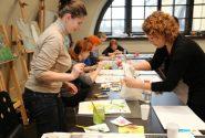 Akvareļglezniecības darbnīca 2015. gada 7. martā 3