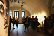 "A meeting with the Zariņi family and the curator of ""Four Exhibitions"" Inga Šteimane 16"