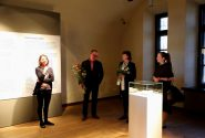 "A meeting with the Zariņi family and the curator of ""Four Exhibitions"" Inga Šteimane 3"