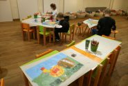 Painting workshop for children 1