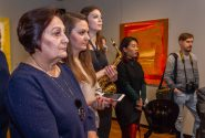 Opening of the first exhibition season of 2019 at the Rothko Centre 14
