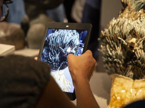 8. starptautiskā keramikas mākslas simpozija noslēguma izstāde 20