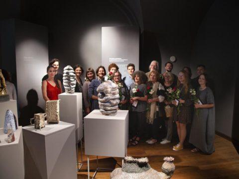 8. starptautiskā keramikas mākslas simpozija noslēguma izstāde 21