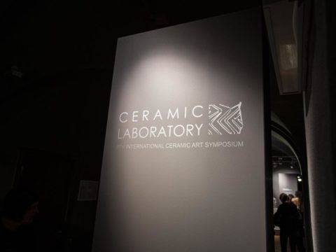 Closing exhibition of the 8th International Ceramic Art Symposium 22