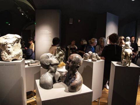 Closing exhibition of the 8th International Ceramic Art Symposium 24