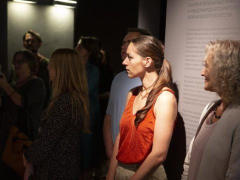 8. starptautiskā keramikas mākslas simpozija noslēguma izstāde 9