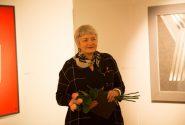 Presentation of Art catalog: authors Ilona Linarte-Ruža and Dace Pudāne 5