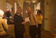 Presentation of Art catalog: authors Ilona Linarte-Ruža and Dace Pudāne 10