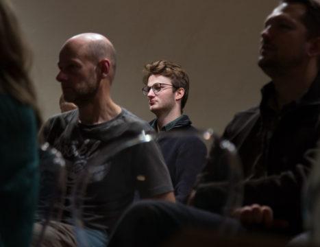 Публичные презентации участников симпозиума 6