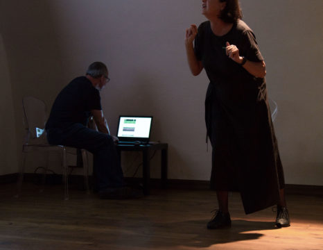 Публичные презентации участников симпозиума 8