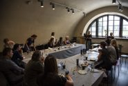 Master class by American artist at the Rothko Centre 10
