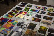 Amerikāņu mākslinieces meistardarbnīca Rotko centrā 20