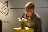 Opening of an international ceramic art symposium exhibition 15