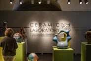 Opening of an international ceramic art symposium exhibition 19