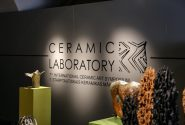 Opening of an international ceramic art symposium exhibition 23