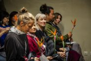Opening of Mark Rothko's anniversary exhibition season 11