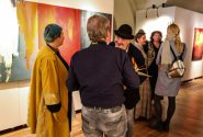 Opening of Mark Rothko's anniversary exhibition season 28