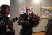 Opening of Mark Rothko's anniversary exhibition season 30