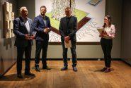 Opening of Mark Rothko's anniversary exhibition season 35