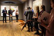 Opening of Mark Rothko's anniversary exhibition season 36