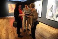 Opening of Mark Rothko's anniversary exhibition season 39