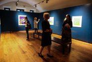 Opening of Mark Rothko's anniversary exhibition season 40