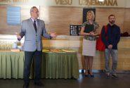 "12. Starptautiskā simpozija ""MARK ROTHKO 2016"" atklāšana 6"
