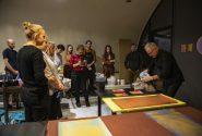 Workshop by artist James Kendall Higgins 17