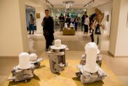Exhibitions of II Latvia International Ceramics Biennale 19