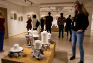 Exhibitions of II Latvia International Ceramics Biennale 23